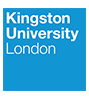 Kingston University logo for home carousel