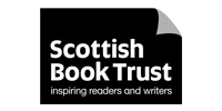 Scottish Book Trust logo for home carousel