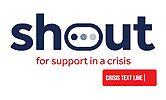 Mental Health Innovations (Shout) logo for home carousel