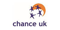 Chance UK logo for home carousel